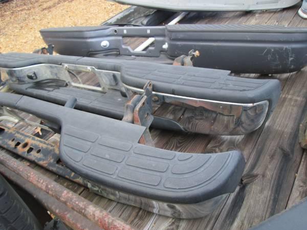 Photo truck bumpers - $75 (abita springs)