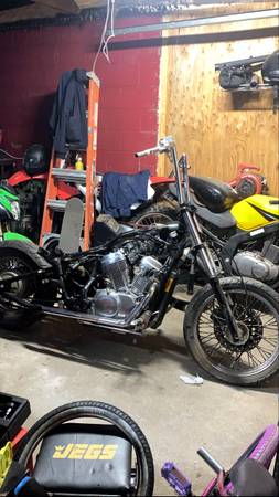 Photo 1991 Honda shadow vlx 600 - $1200