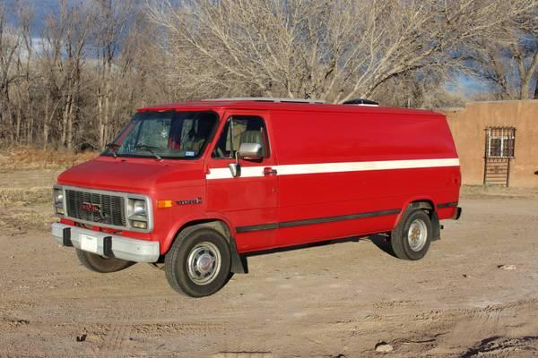 Photo 1995 GMC Vandura G3500 - Cer Van - $13000