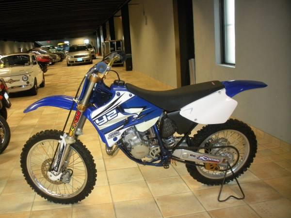 Photo 2001 Yamaha YZ125 YZ144 - $3,200 (Stamford CT)
