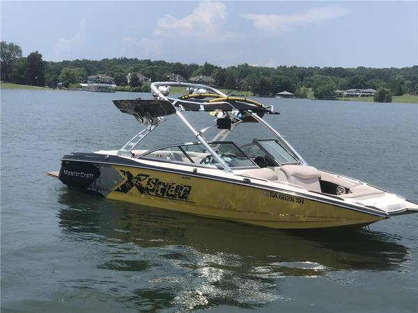 Photo 2005 Mastercraft X-STARXSTAR 24-FT WakeSki Boat MCX 350HP JL Audio - $36,500 (Candlewood Lake)