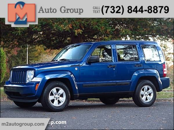 Photo 2009 Jeep Liberty Sport 4x4 4dr SUV - $5,500 (East Brunswick, NJ)