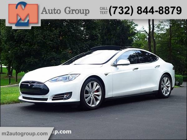 Photo 2015 Tesla Model S P90D AWD 4dr Liftback - $49,500 (East Brunswick, NJ)