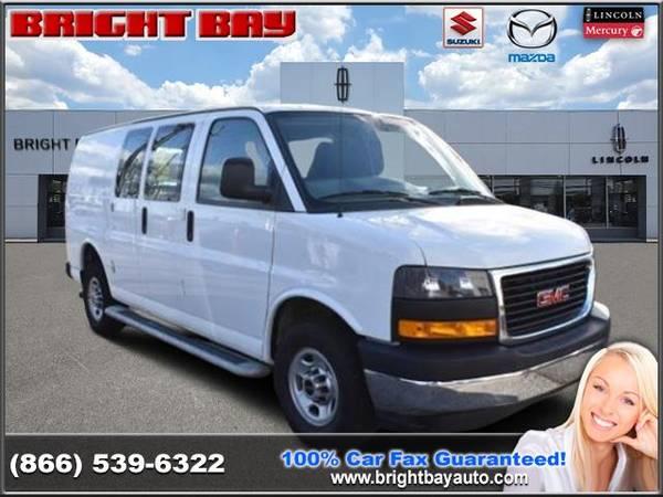 Photo 2018 GMC Savana Cargo Van - LOW APR AVAILABLE - $21990 (2018 GMC Savana Cargo Van Bright Bay Says Yes)