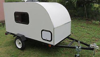 Photo 2020 Custom Built Teardrop Cer Trailer - $6,500 (long island)