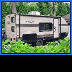 Photo 2020 Forest River Wildwood Travel Trailer - $19,995 (New City)