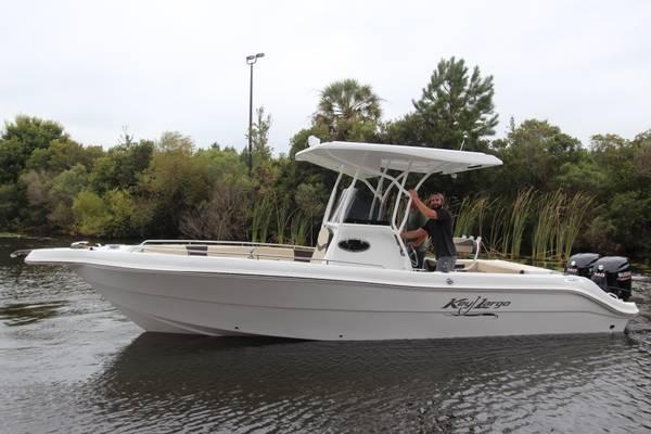 Photo 2020 Key Largo 2650 Ocean Pro - $89,673 (Ridgeland)