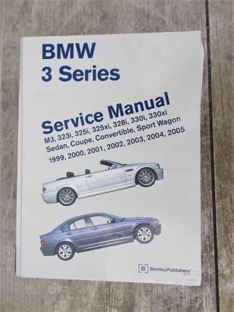 Photo BMW E 46 Bentley repair service manual - $60 (E. Northport)