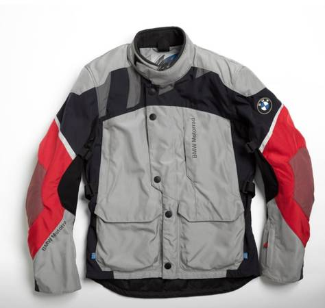 Photo BMW GS Dry Jacket Men39s EU50 40R - $349 (Inwood  Wash Hts)