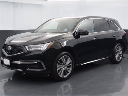Photo Certified 2017 Acura MDX SH-AWD w Technology Package for sale