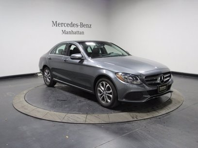 Photo Certified 2017 Mercedes-Benz C 300 4MATIC Sedan for sale