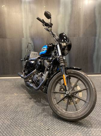 Photo Excellent Condition - 2018 Harley Davidson Sportster Iron 1200 - $9,495 (Williamsburg)