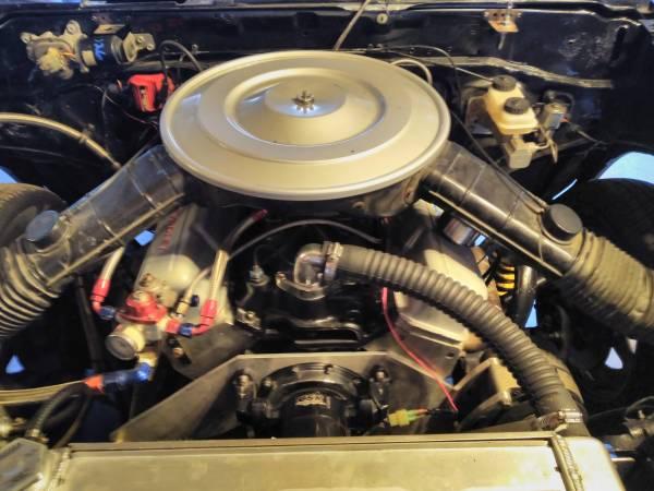 Photo Ford 5.0 H. O. Dual Snorkel air cleaner - $125 (Farmingville)