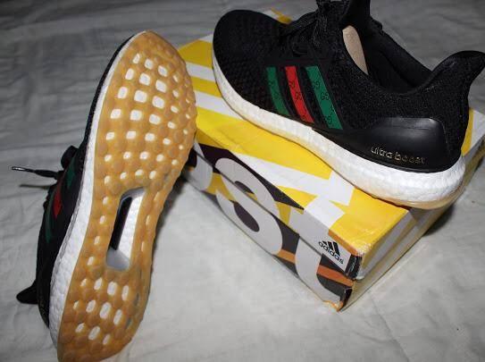 Photo Gucci x Adidas Ultraboost - $180