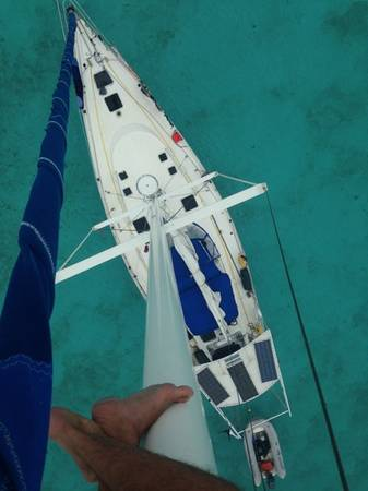 Photo HUGE SAILBOAT - Isolate in Paradise 5139 Endeavour - $99,000 (U.S. Virgin Islands)