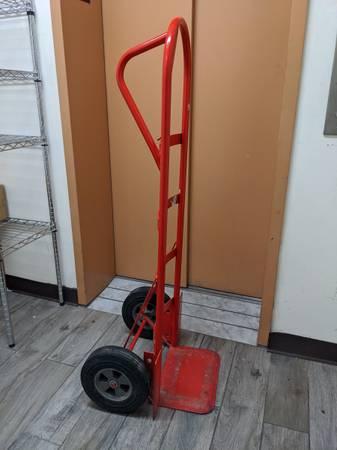 Photo Handtruck - Heavy Duty (Red) Used - $100 (Astoria)