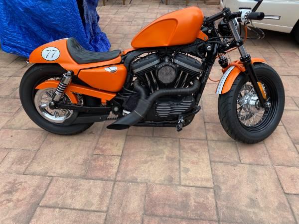 Photo Harley Davidson 48 - $6,500 (Staten Island)
