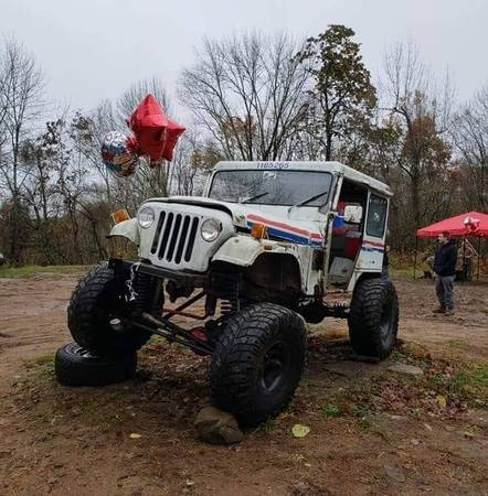 Photo Jeep AMC 1983 DJ5 4WD, monster - $1600 (Marlborough)