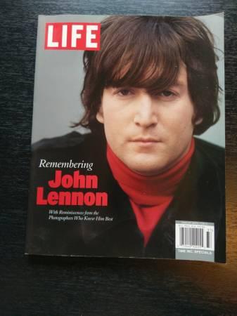 Photo Remembering John Lennon - $8 (Staten Island)