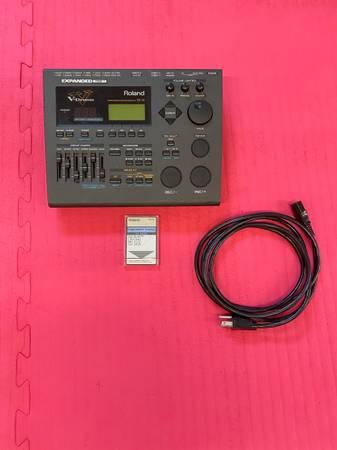 Photo Roland TD-10 Drum module - $400 (Brooklyn, Coney Island)