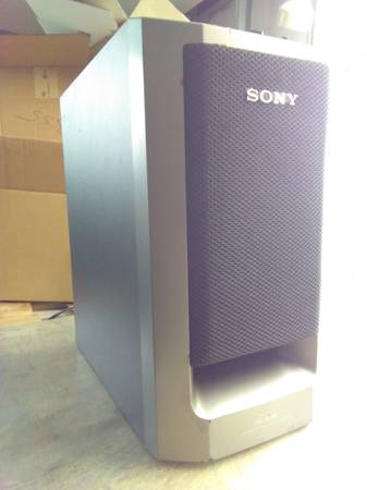 Photo SONY SA-W17 Active SubWoofer - $50 (11224)
