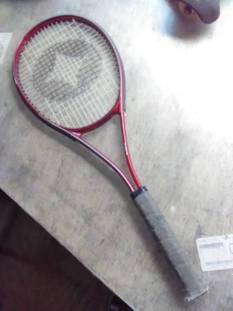 Photo Spalding Aero Rebel Pro Tennis Racquet - $20 (Coney Island Brooklyn)