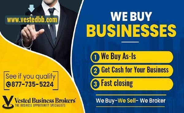 Photo We Buy Businesses in New York (New York, NY)