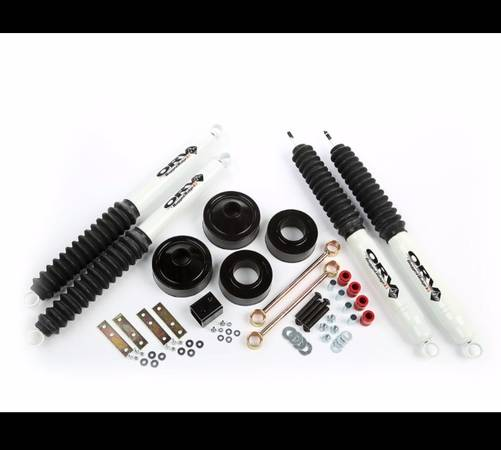 Photo Wrangler Jeep JK 4dr 2.5 lift kit - $300 (Brooklyn, Lower Manhattan)