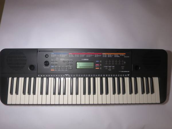 Photo Yamaha PSR-E263 Keyboard - Very Good Condition - $85 (Downtown)