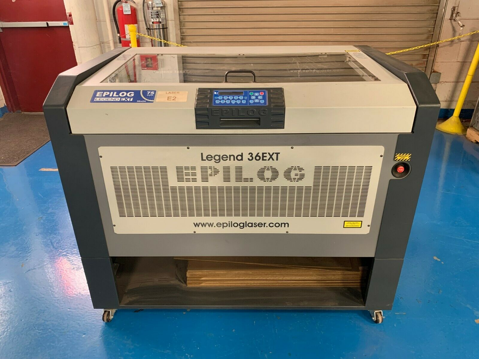 Photo Epilog Legend 36 EXT 75 Watt Laser