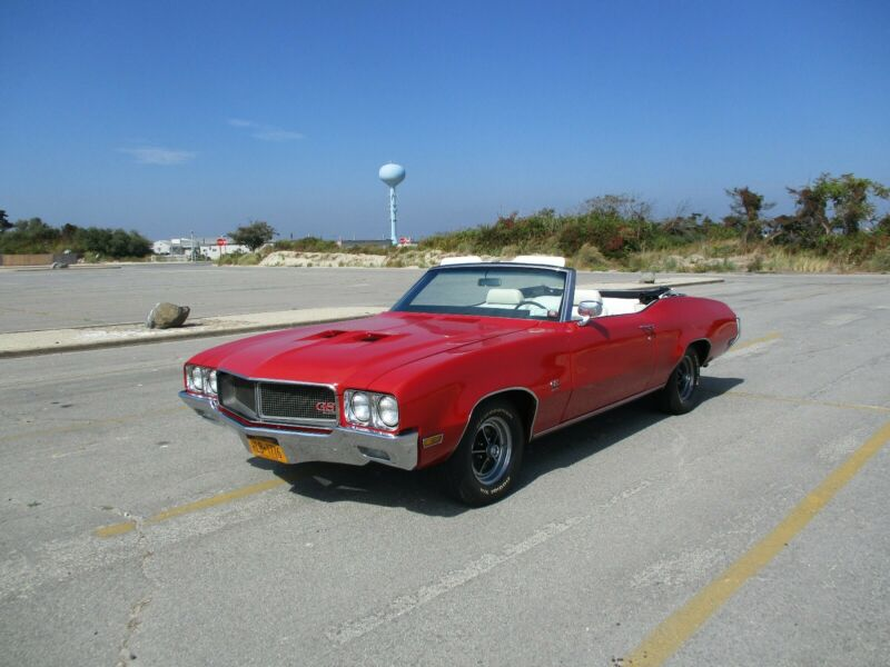 Photo 1970 Buick GS 455 CONVERTIBLE