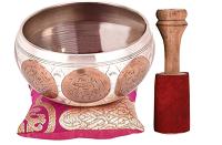 Photo How to use a Tibetan Bowl
