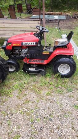 Photo 14.5 hp Huskee Riding Mower - $350 (Hillman)