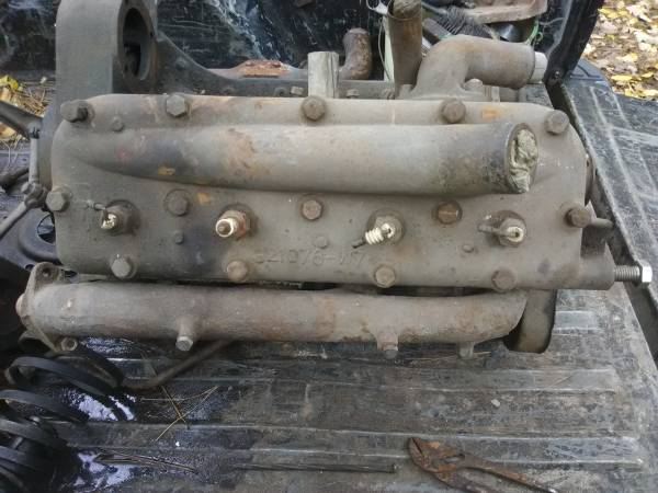 Photo 1923 Willy39s overland motor and transmission - $500 (HALE)