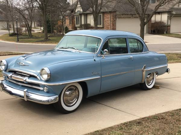 Photo 1954 Plymouth Savoy - $12500 (Canton, Mi)