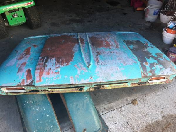 Photo 1960-1972 CHEVY TRUCK PARTS FOR SALE - $1 (SAULT STE MARIE AREA)