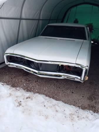 Photo 1969 Chevy Impala - $6,000 (Cheboygan)