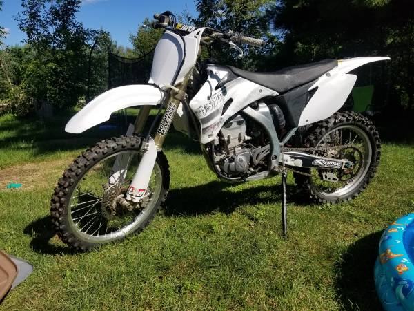 Photo 2007 Yamaha YZ 450f - $3,000 (Standish)