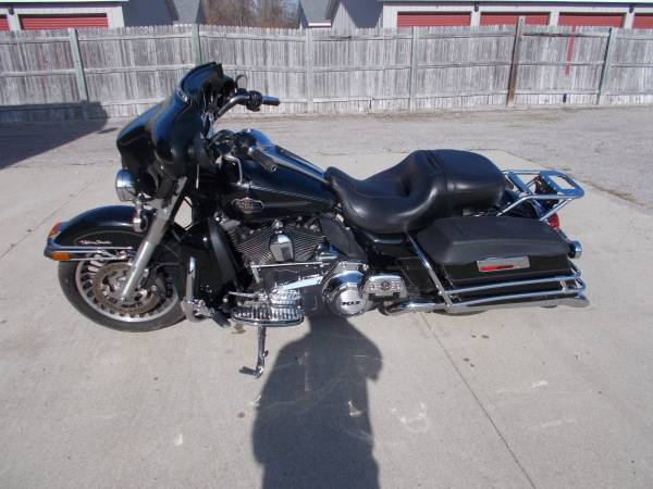 Photo 2013 Harley Davidson Ultra Classic 103cu - $7,650 (Bay City Mile Maker)
