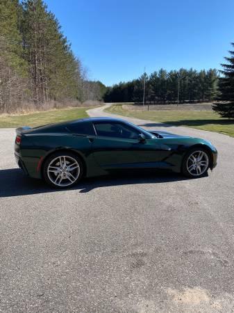 Photo 2014 Chevy Corvette Z-51 - $38000 (Harbor Springs)
