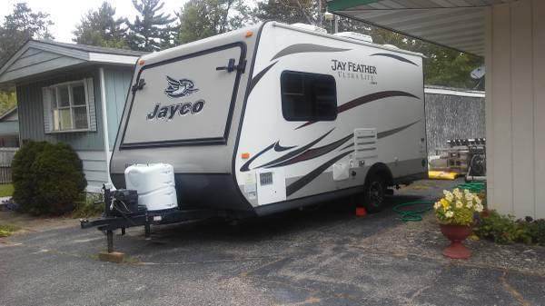 Photo 2014 JAYCO JAY FEATHER X17Z - $10,400 (ST HELEN)