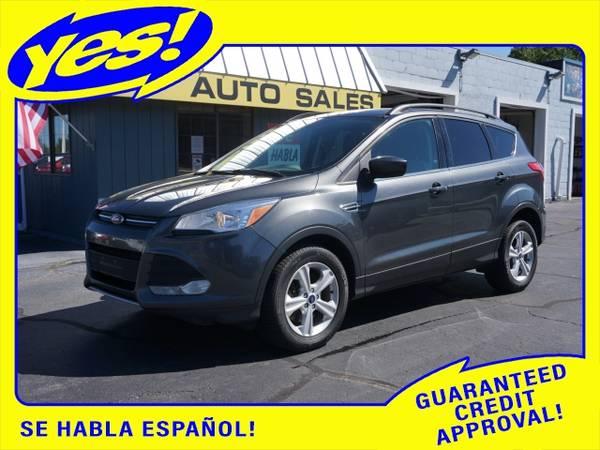 Photo 2016 Ford Escape SE - $14,888 (2016 Ford Escape SE)