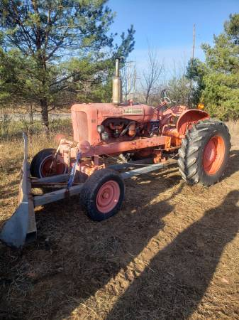 Photo ALLIS-CHALMERS WD 45 Reduced - $700 (West branch)