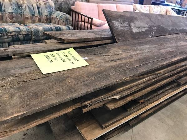 BARN WOOD (Traverse City) | Materials For Sale | Northern ...