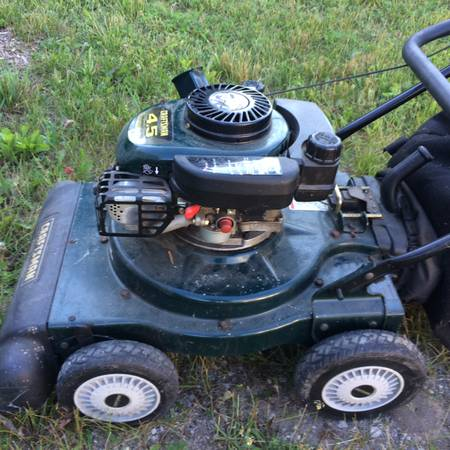 Photo Craftsman Yard Vacuum Mulcher - $175 (Petoskey)