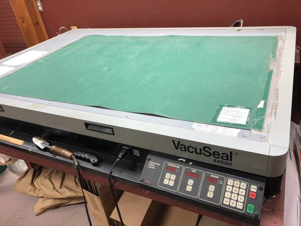 Photo Custom Picture Framing Equipment - $500 (Petoskey)