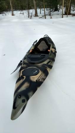 Evoke Conquer 120 Kayak 500 Ludington Boats For Sale Northern Michigan Mi Shoppok