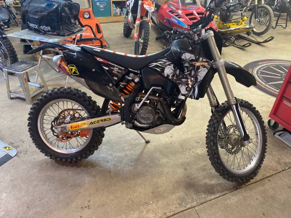 Photo KTM 450 Exc Timbersled - $5,500 (Traverse City)