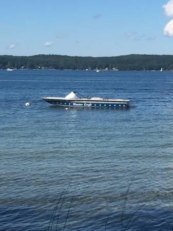 Photo MasterCraft Ski Boat - $15,000 (Honor, MI)