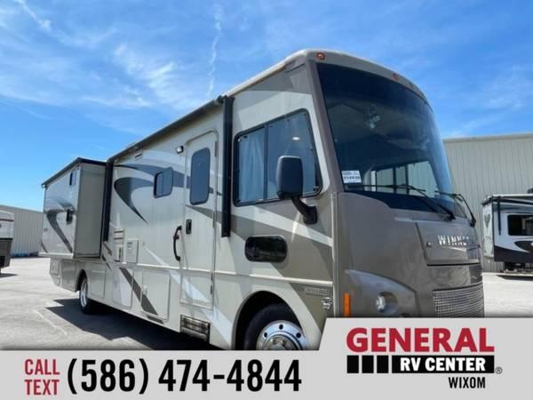 Photo Motor Home Class A 2016 WINNEBAGO Vista LX 35B - $75,995 (Northern Michigan, MI)